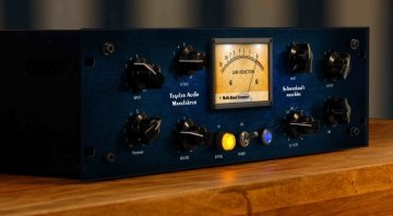 Tegeler Audio Manufaktur Schwerkraftmaschine Kompressor Hardware Variable Mu