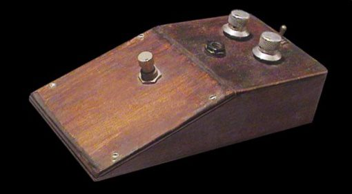 Tonebender MK I Prototyp Fuzz History