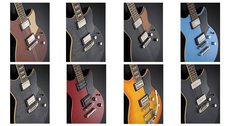 Yamaha Revstar E-Gitarren Serie