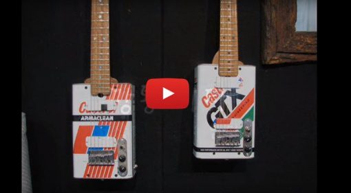 Oil Can Guitars