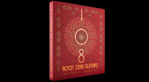 108 Rock Star Guitars Front Buch