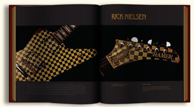 108 Rock Star Guitars Seite Rick Nielsen