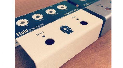 Audio Damage Fluid Stereo Chorus Pedal Effekt