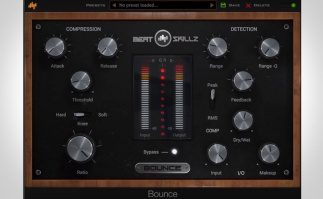 Bounce - neues Kompressor Plugin von Beatskillz