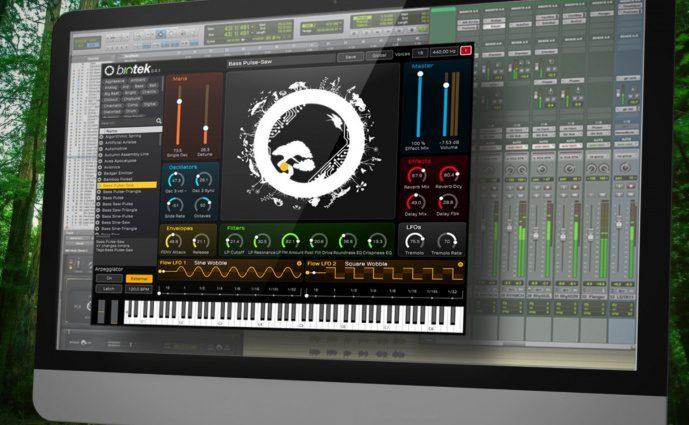 Tracktion veröffentlicht Biotek - ein Natursounds basierender neuer Synth