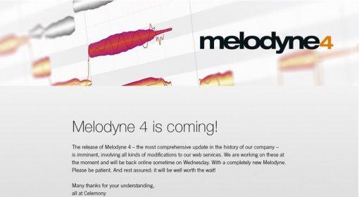 Celemony Melodyne 4 Leak Homepage