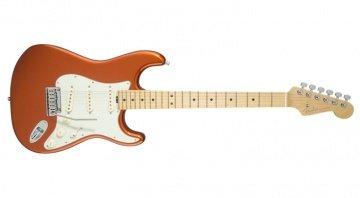 Fender Stratocaster American Elite Autumn Blaze Metallic