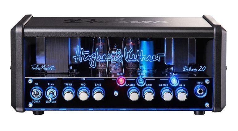 Hughes & Kettner TubeMeister Deluxe 20 Front