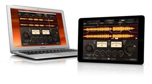 IK Multimedia Lurssen Mastering Console App Plug-In
