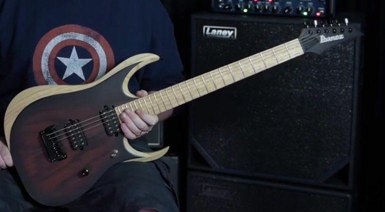 Ibanez RGDIX6 Gitarre Teaser