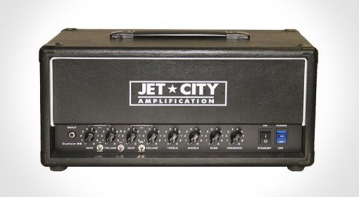 Jet City Custom 22 Head Amp Topteil Front