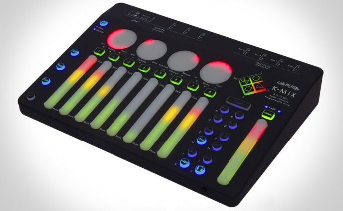 K-Mix - All-In-One Interface, Controller und Mixer