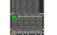 KQ MiniSynth GUI 1