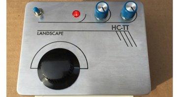 Landscape HC-TT Kasette Scratch Top