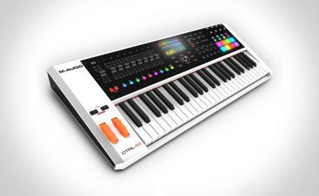 NAMM 2016: CTRL 49 - das neue Controller Keyboard von M-Audio