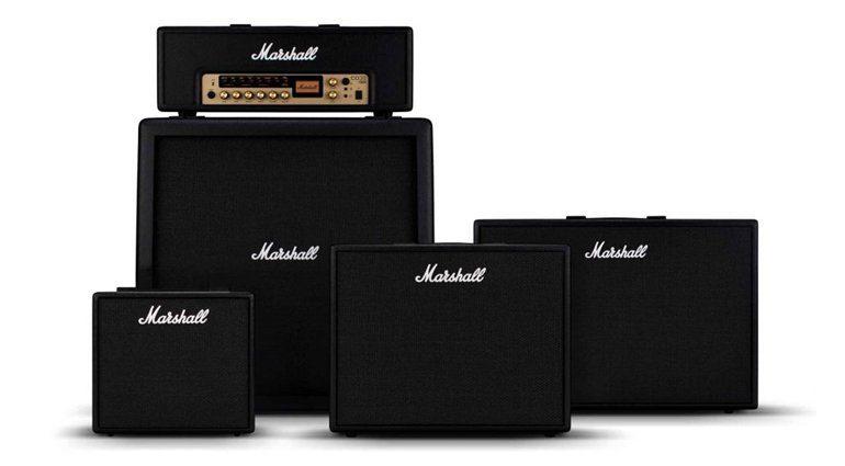 Marshall CODE Amp Range