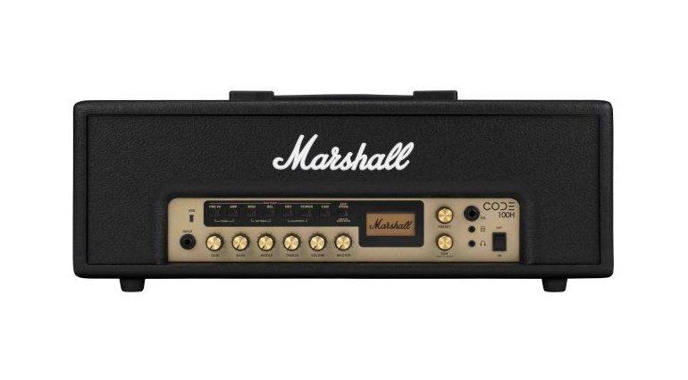 Marshall CODE Modeling Amp Head