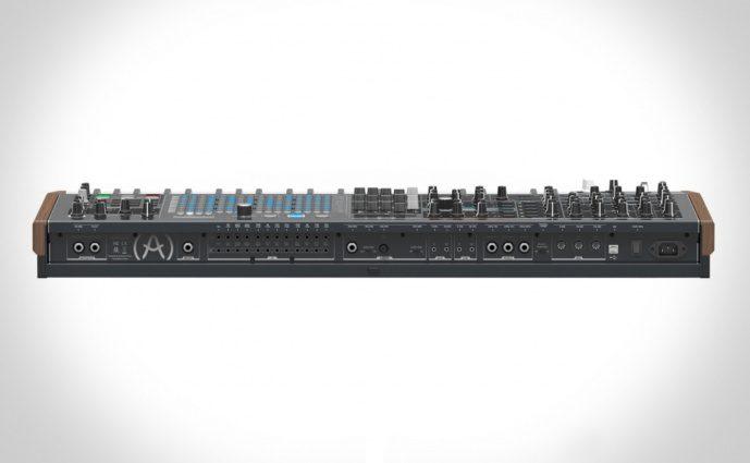 NAMM 2016: Arturia kündigt neuen großen Flaggschiff Synthesizer an - monophon.