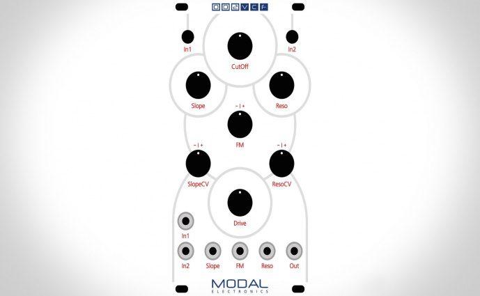 Modal Electronics goes Eurorack