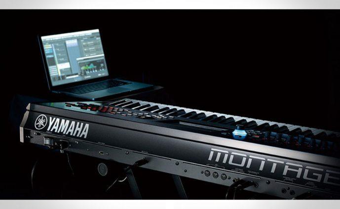 Montage - es gibt News zu einem neuen Yamaha Synthesizer!