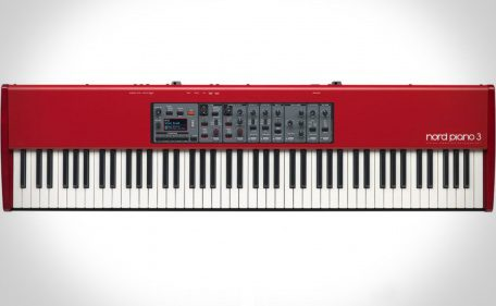 Update: Clavia zeigt neues Keyboard - Nord Piano 3