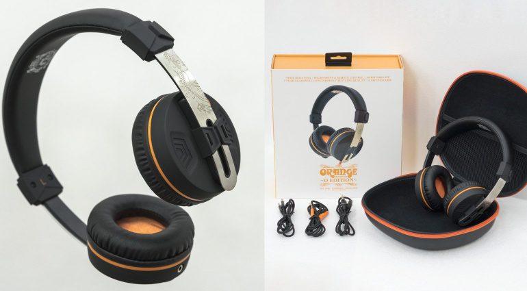Orange O Edition Kopfhörer