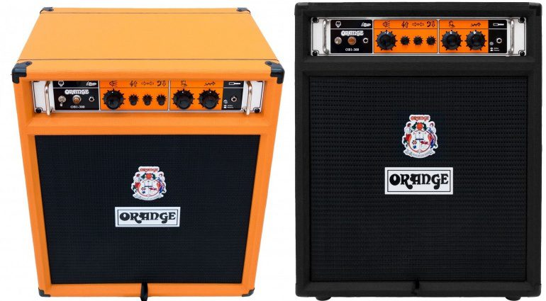 Orange OB1 300 ComboBlack