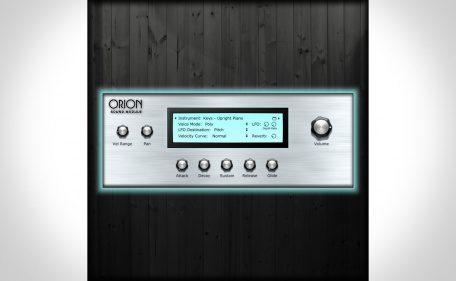 Samplescience verschenkt mehrere Gigabyte Sounds und den dazugehörigen Player Orion