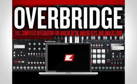 Elektron zeigt Overbridge und Hardware Updates mit neuen Features