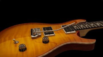 PRS CE24 2016 Bolt On Guitar Close Body