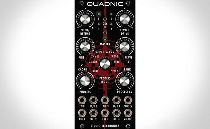 Studio Electronics veröffentlicht neues aus der Eurorack-Welt und twittert mehr!