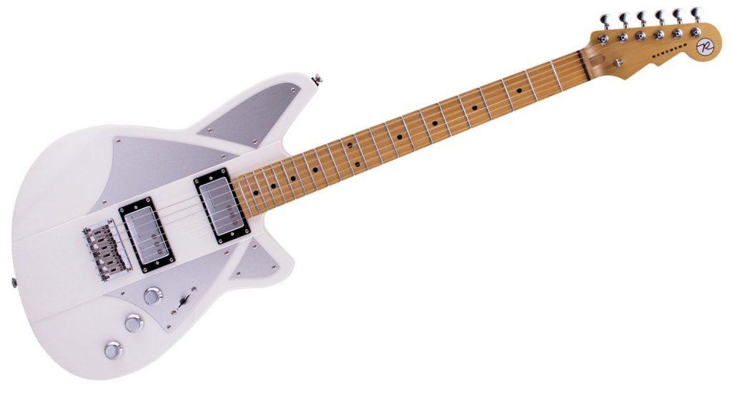 Reverend BC1 Billy Corgan Signature E-Gitarre Front