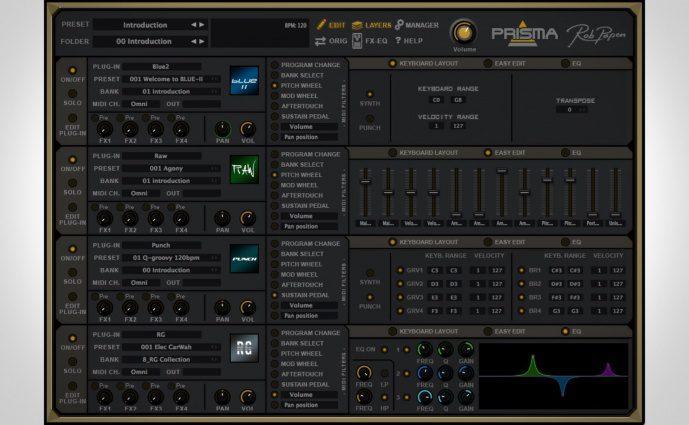 NAMM 2016: Rob Papen kombiniert mit Prisma alle eigenen Plug-ins zu einem Multi-Synth