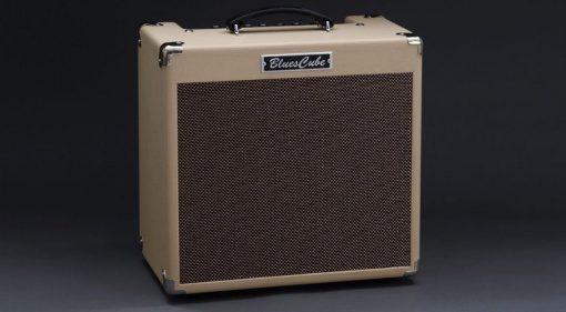 Roland Blues Cube Hot Vintage Blonde Front