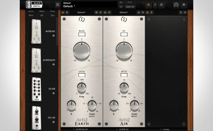 NAMM 2016: Das Virtual Mix Rack von Slate wird neu bestückt