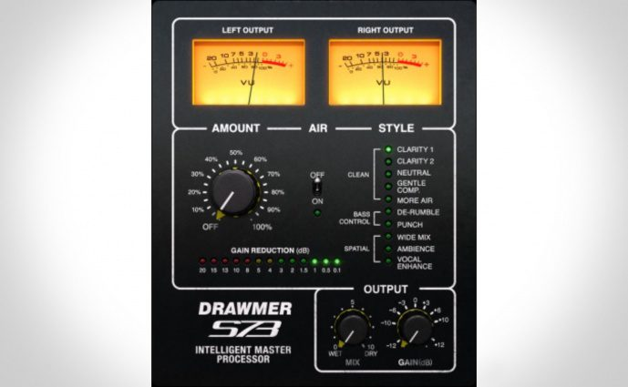 NAMM 2016: Softube bringt eine neue Emulation des Drawmer S73