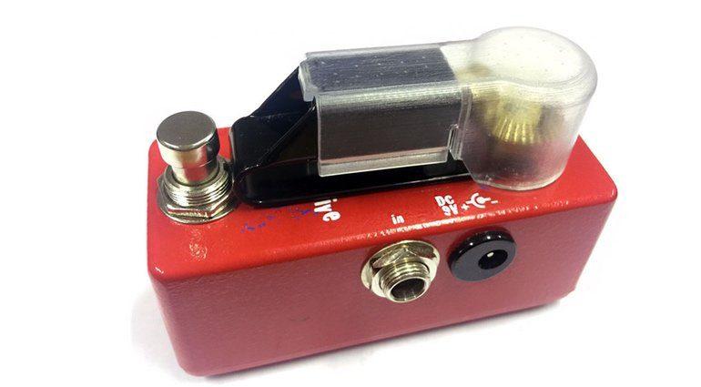 TheGigRig Autopot Arm MIDI Remote Pedal