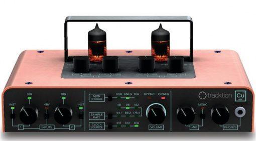Tracktion Copper CU2 USB Audio Interface