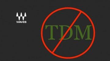Waves macht kein TDM mehr