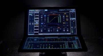 Waves eMotion LV1 FOH Live Mixer