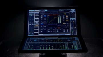 Waves eMotion LV1 FOH Live Mixer