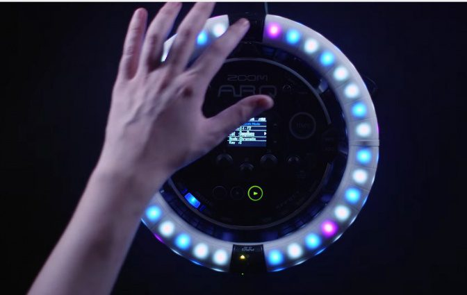 Zoom ARQ Controller