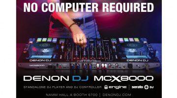 Denon DJ MCX8000 im Anmarsch?