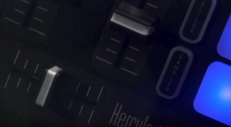 Hercules Pad- und DJ-Controller