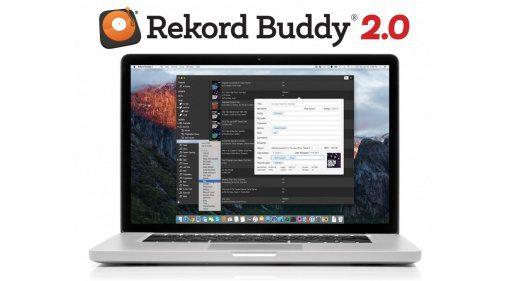 Rekord Buddy 2.0