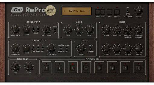 U-He RePro Pro One