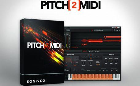 NAMM 2016: SONiVOX nutzt aufgenomme Stimmen zur MIDI-Steuerung