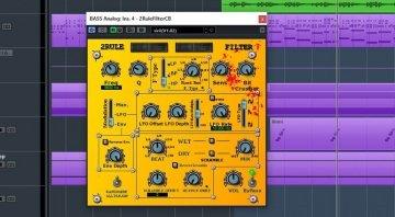2Rule Filter Plug-In GUI Freeware Tipp