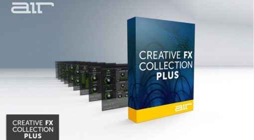 AIR Music Technology Creative FX Free Bundle Plug-In