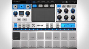 Arturia iSpark - der Drumsequenzer wird portabler